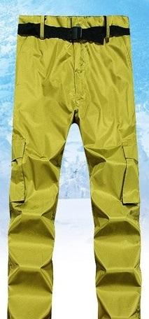 單層沖鋒褲(男款)